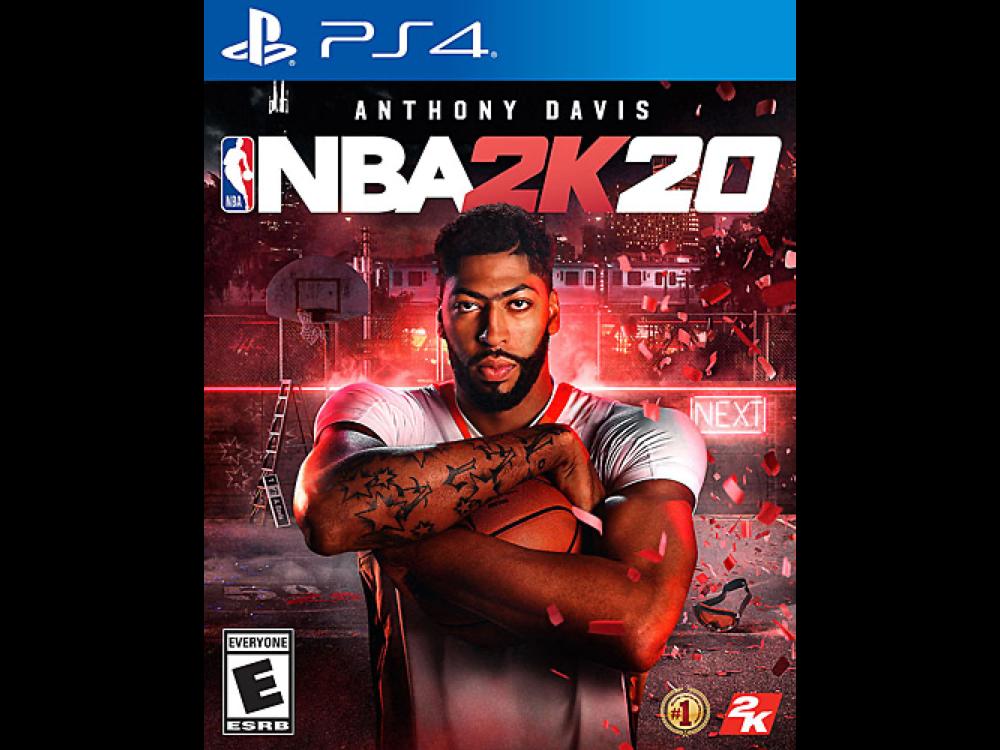 PS4 NBA 2K20 Standard Edition