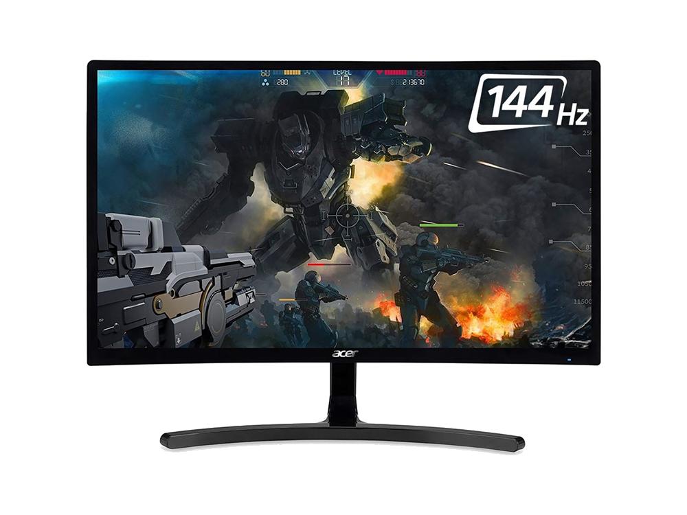 Acer ED242QRABİDPX 23.6 inç 4ms 144 Hz (DVI+HDMI+Display) UM.UE2EE.A01 Full HD Curved LED Monitör