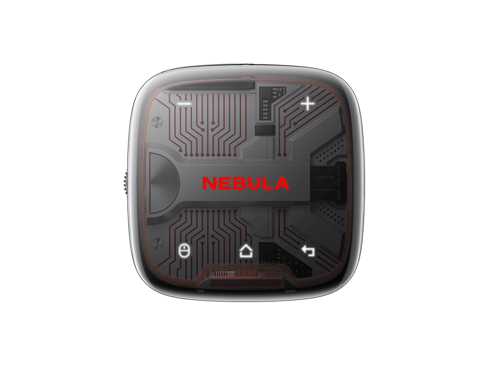 Anker Nebula Apollo Akıllı TV'li Taşınabilir WiFi Projeksiyon Cihazı