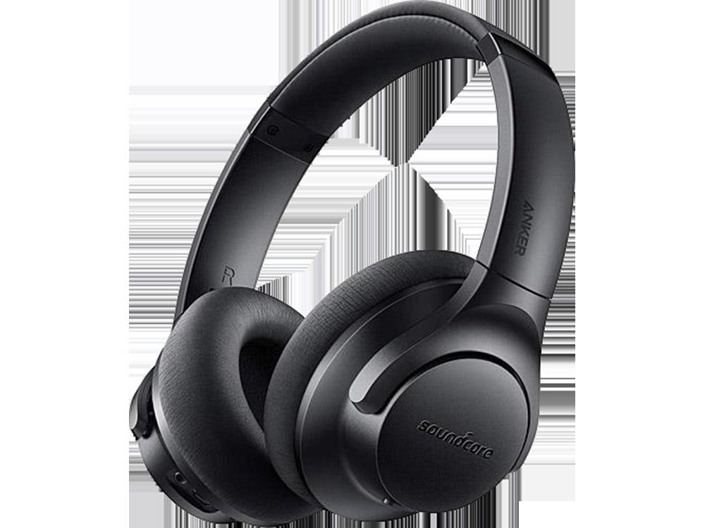 Anker SoundCore Life 2 A3023 Bluetooth Kablosuz Kulak Üstü Kulaklık ANC+CVC