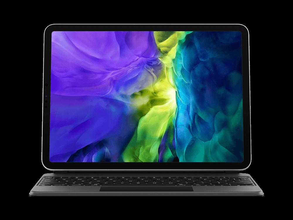 Apple 11 inç iPad Pro (2. nesil) için Magic Keyboard - Türkçe Q Klavye