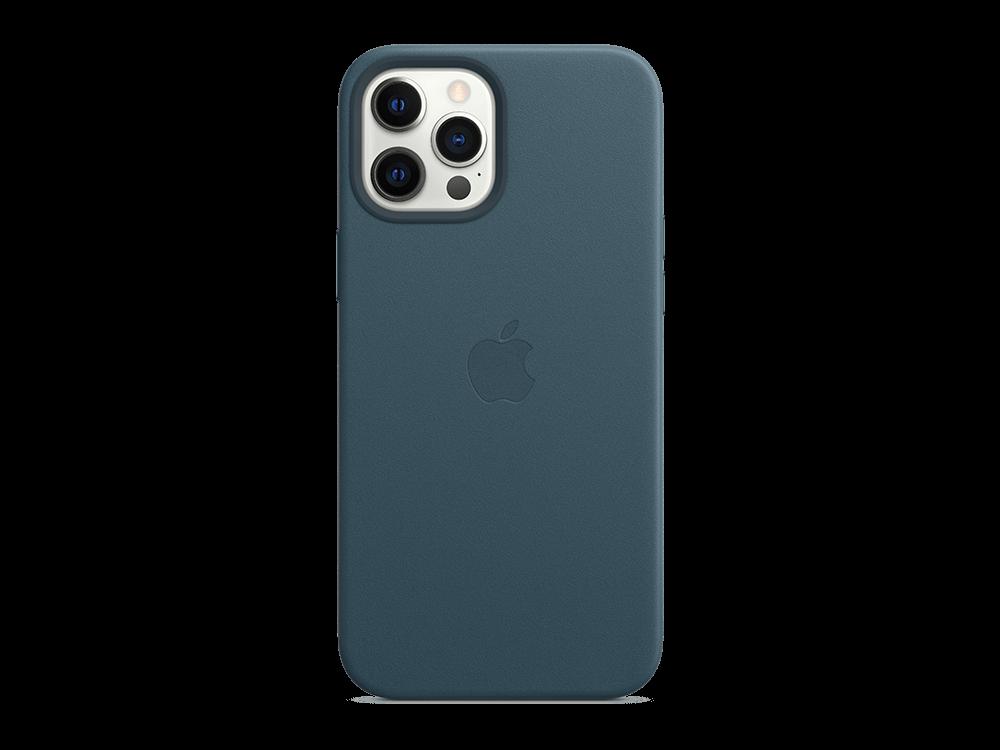 Apple iPhone 12 Pro Max Magsafe Deri Kılıf