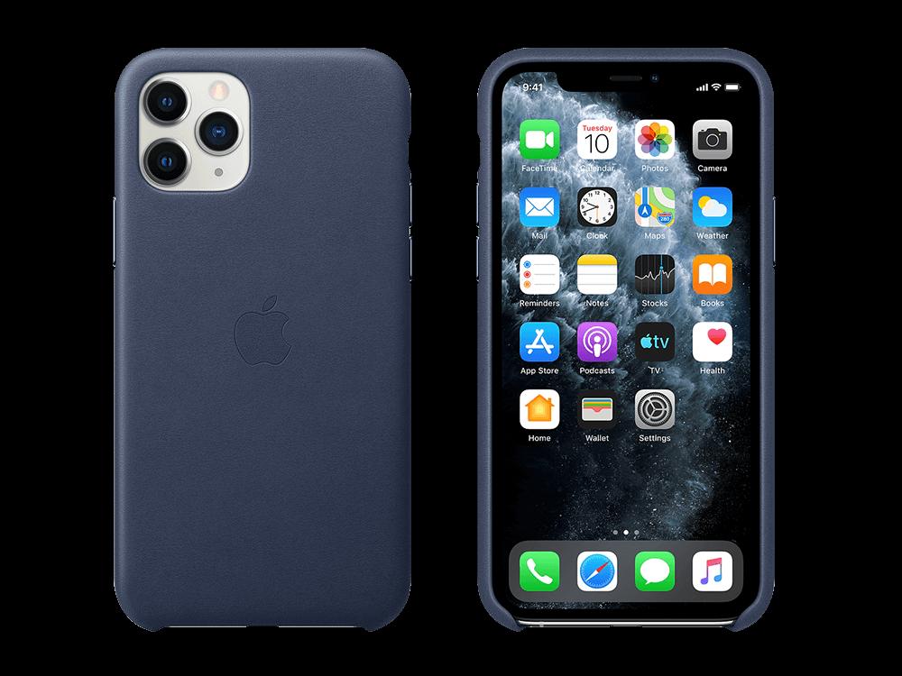 Apple iPhone 11 Pro Deri Kılıf