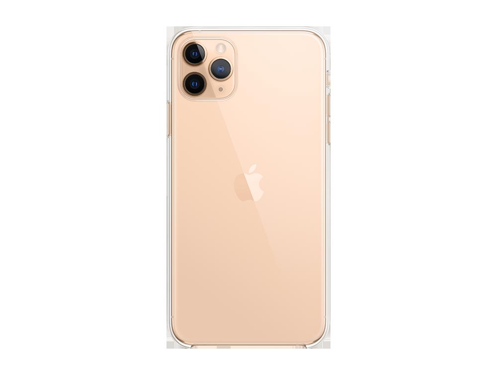 Apple iPhone 11 Pro Max Şeffaf Kılıf