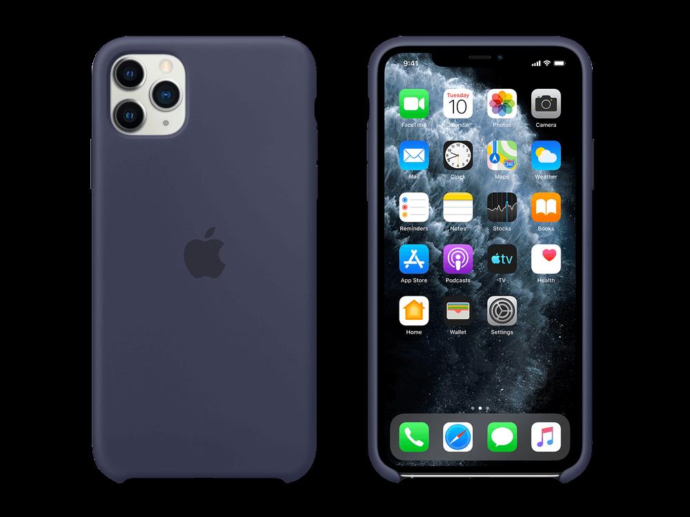 Apple iPhone 11 Pro Max Silikon Kılıf