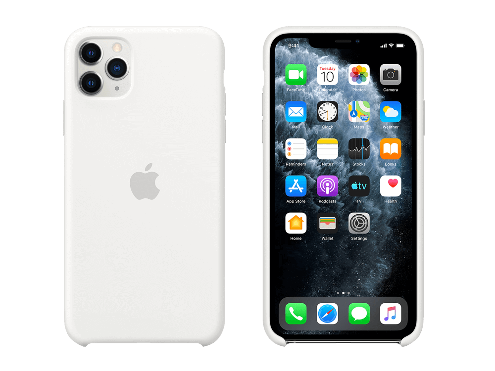 Apple iPhone 11 Pro Silikon Kılıf