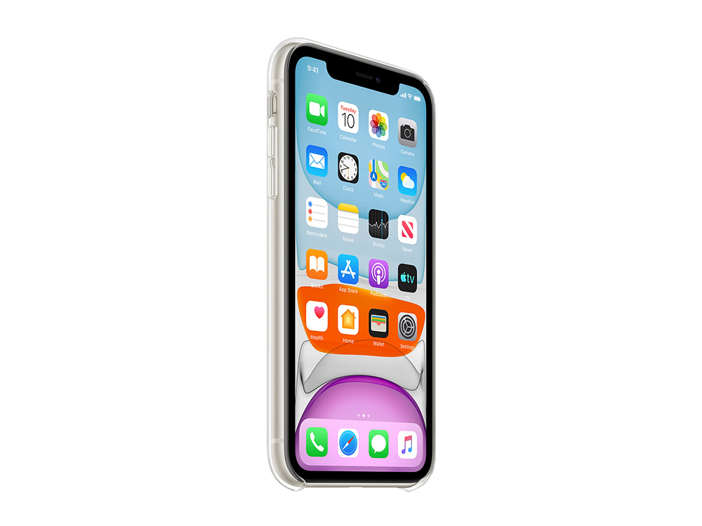 Apple iPhone 11 Şeffaf Kılıf