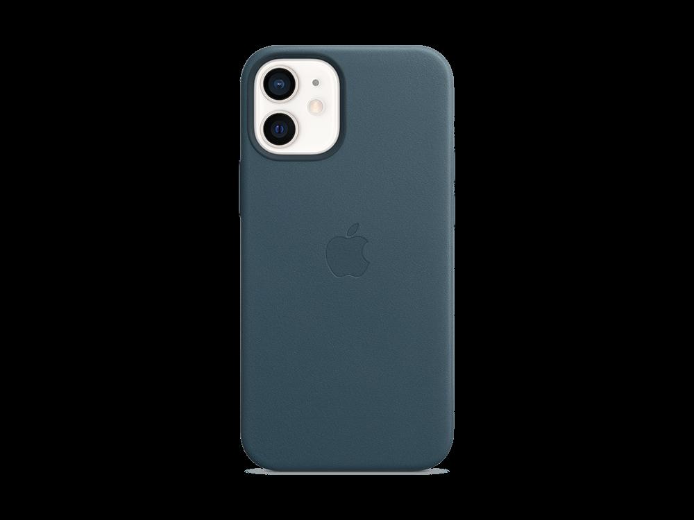 Apple iPhone 12 Mini Magsafe Deri Kılıf