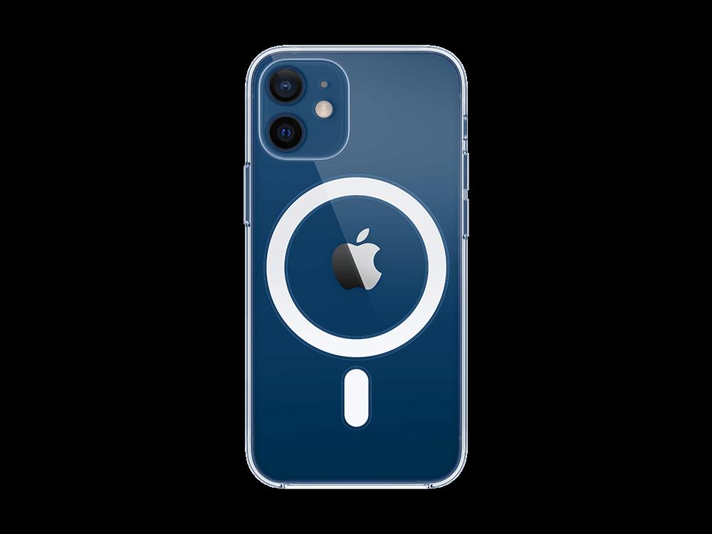 Apple iPhone 12 Mini MagSafe Şeffaf Kılıf