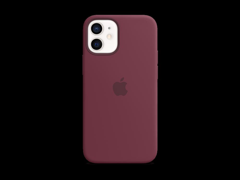 Apple iPhone 12 Mini MagSafe Silikon Kılıf