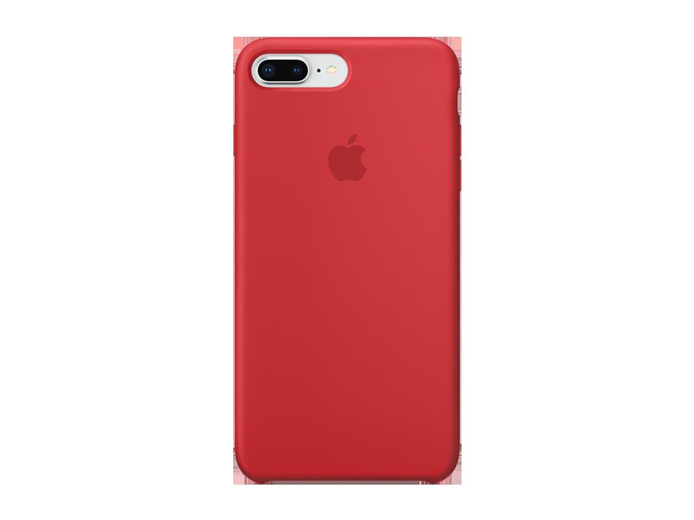 Apple iPhone 8 Plus/7 Plus Silikon Kılıf