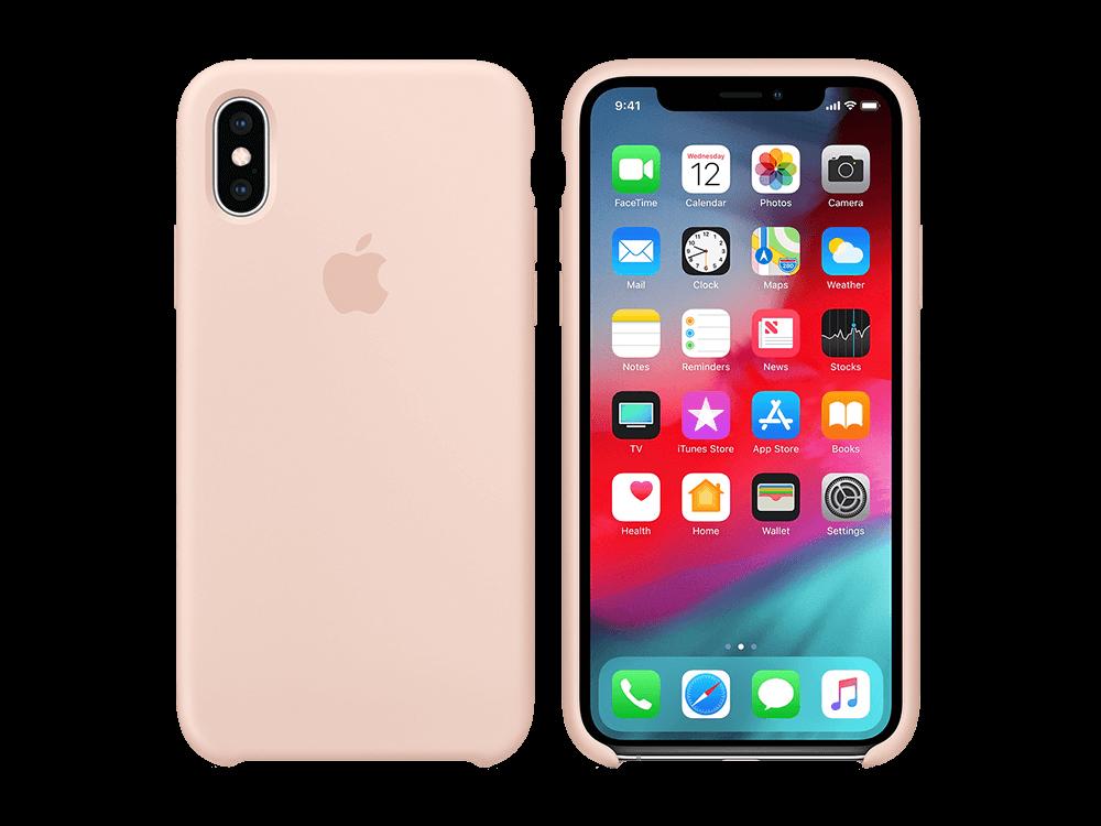 Apple iPhone Xs Silikon Kılıf