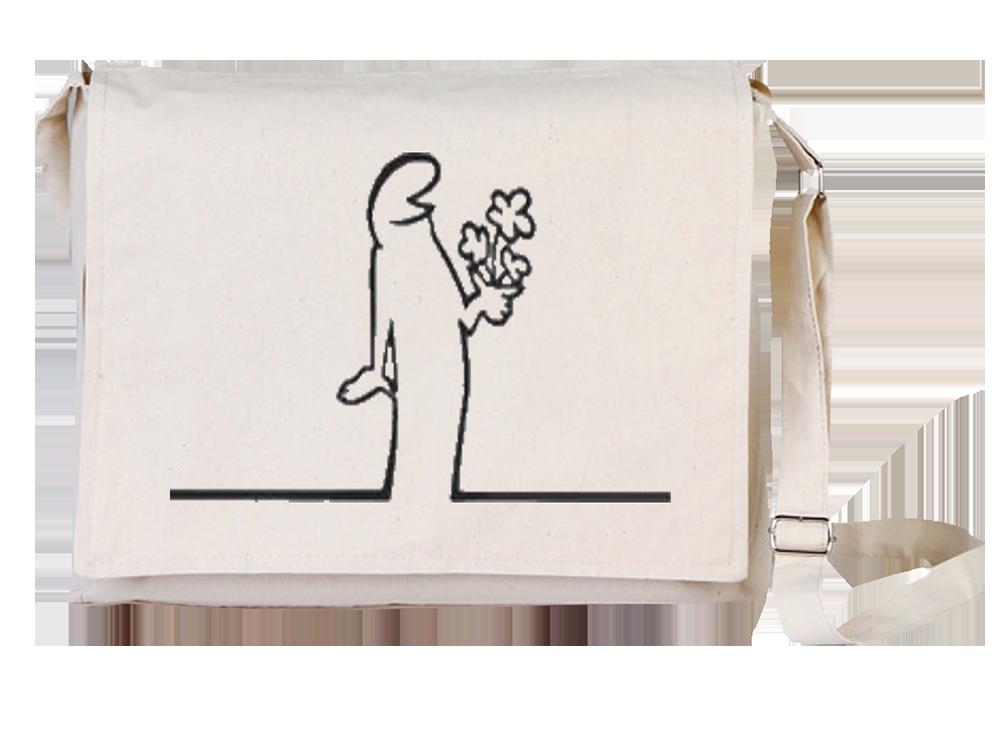 Arts Meraklı Canvas Universal Tablet Laptop Çantası