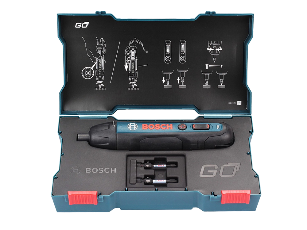 Bosch GO II Akülü Vidalama Makinesi