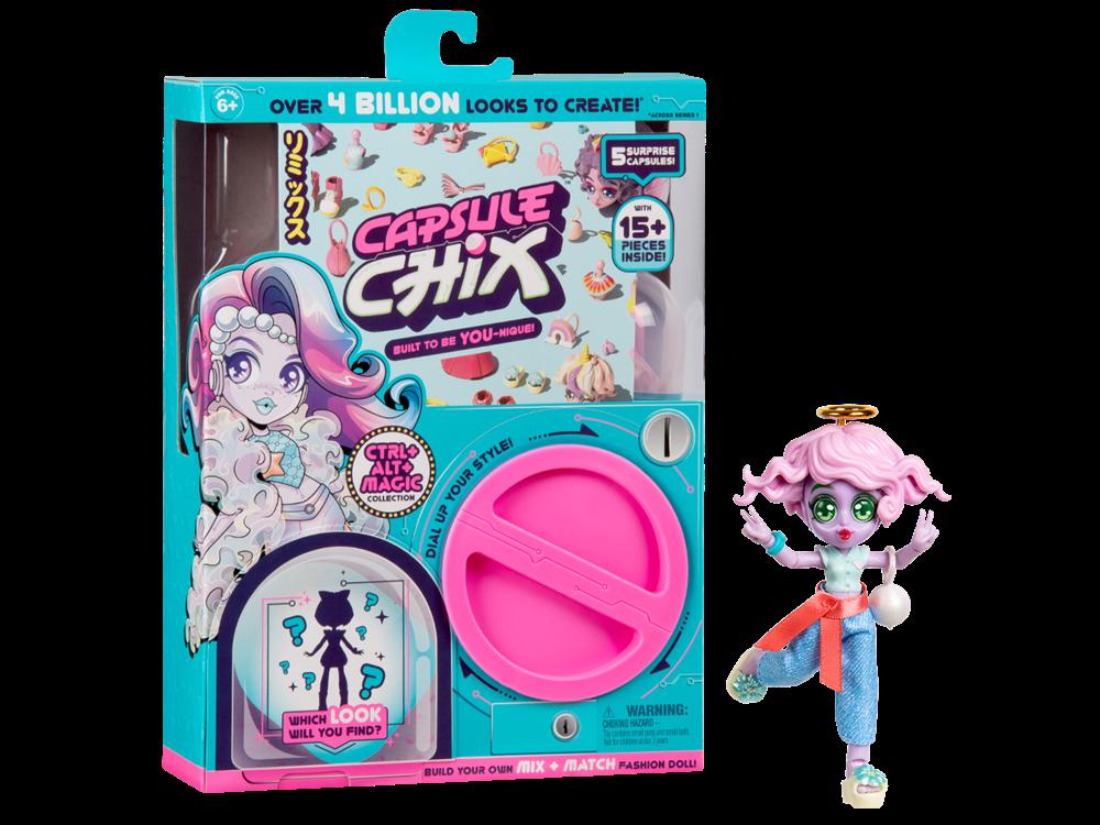 Capsule Chix Ctrl+Alt+Magic Sürpriz Paket 59202
