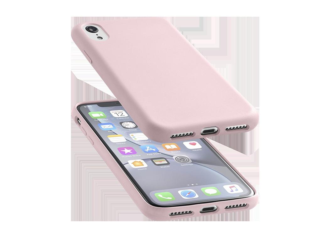 Cellularline iPhone XR Sensation Soft Koruyucu Kılıf