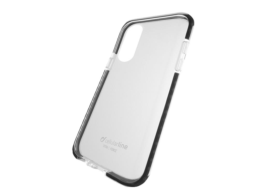 Cellularline iPhone Xs Max Tetra Force Koruyucu Kılıf