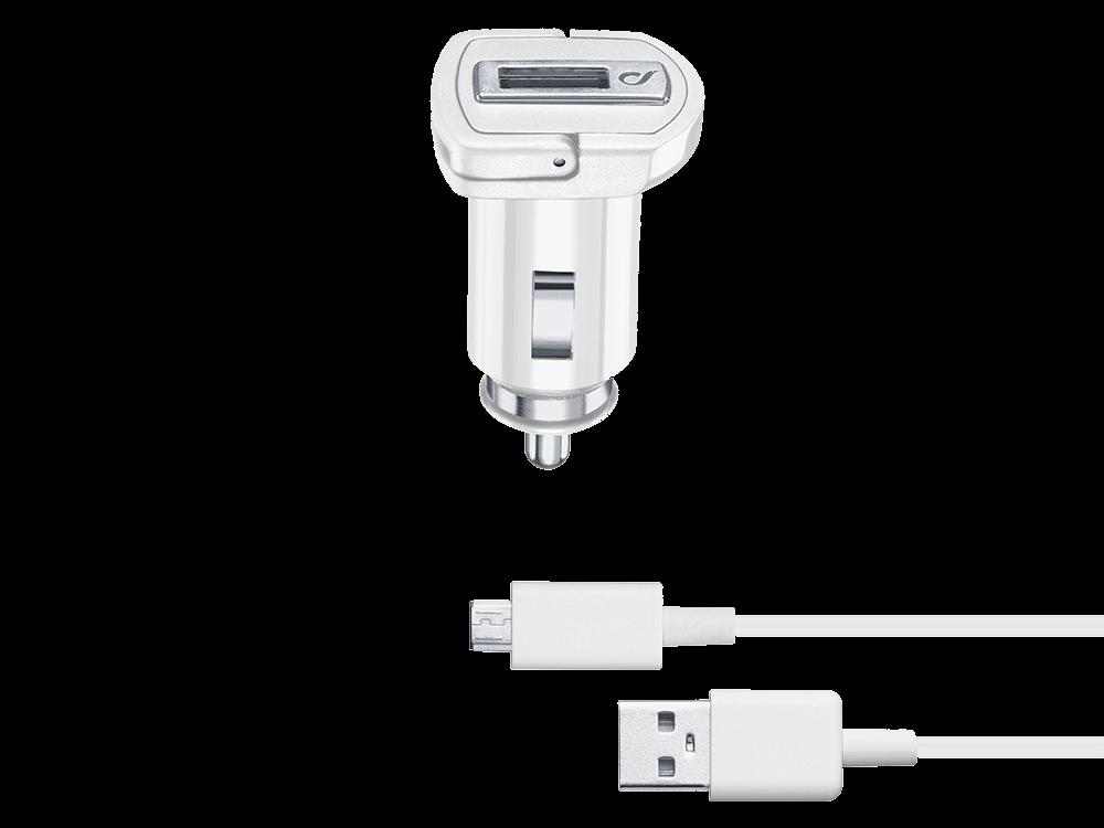 Cellularline Micro USB Araç Şarj Cihazı 10 W