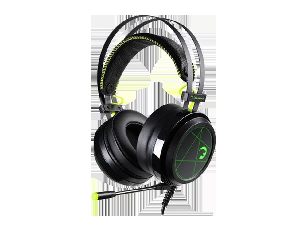 GamePower Medusa 7.1 USB Gaming Kulak Üstü Oyuncu Kulaklığı