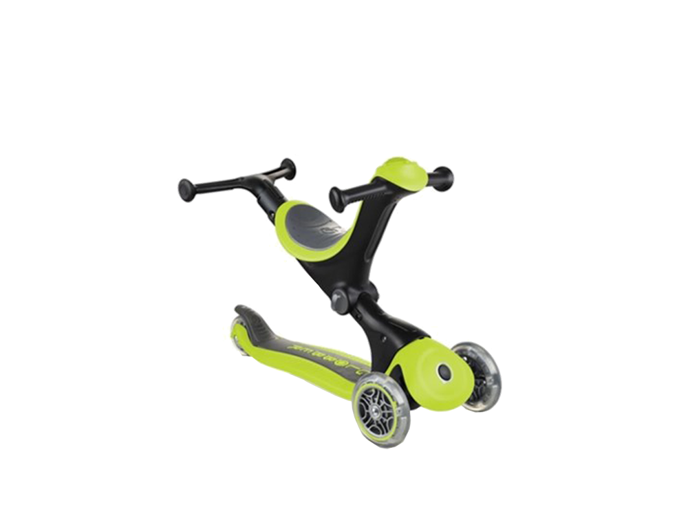 Globber Go Up Deluxe Scooter