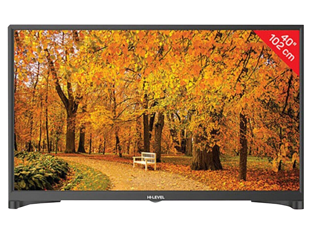 Hi-Level HL40DLK13 Full HD 40 inç 102 Ekran Uydu Alıcılı Smart Led Tv