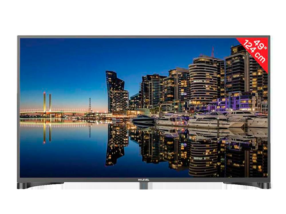 Hi-Level HL49DLK27 49 inç Full HD Android Smart LED TV