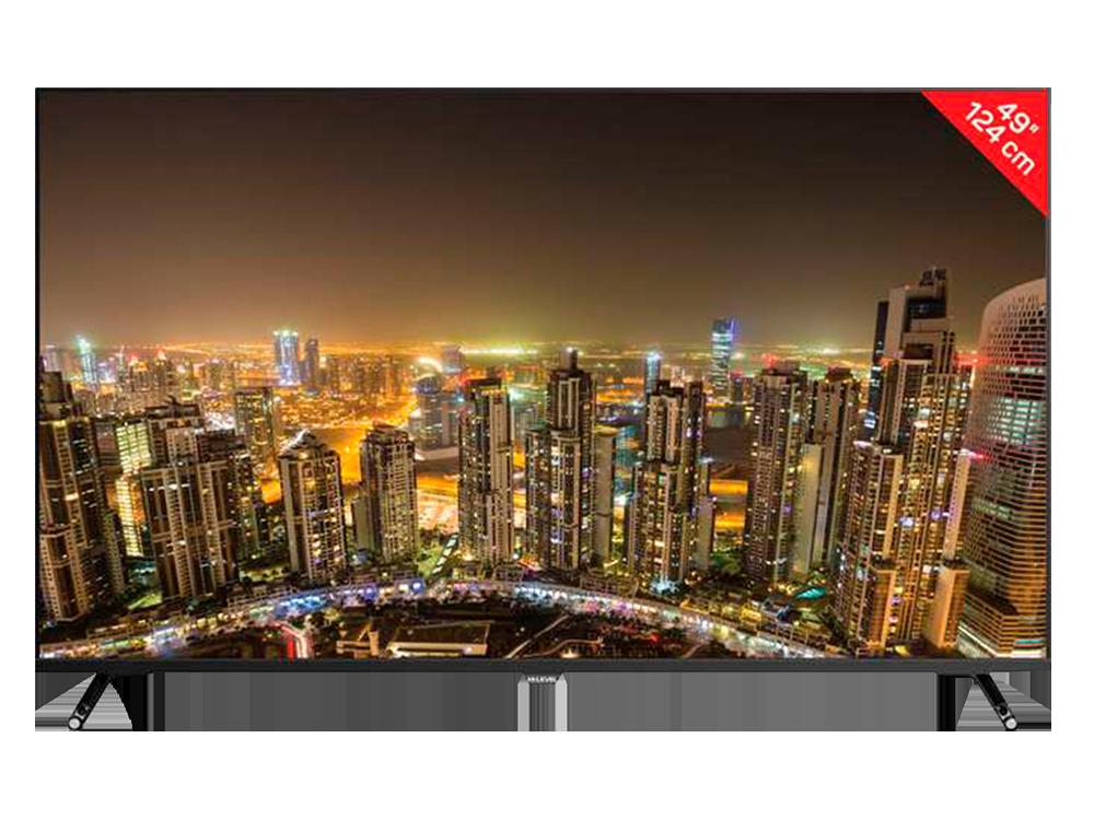 Hi-Level HL49FAL403 49 inç 4K Android Smart D-Dual LED TV