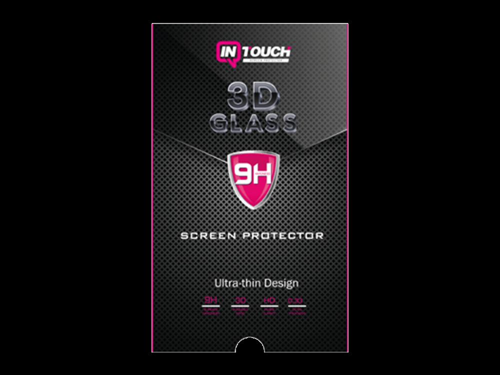 Intouch iPhone 12 Mini 3D Karartmalı Ekran Koruyucu