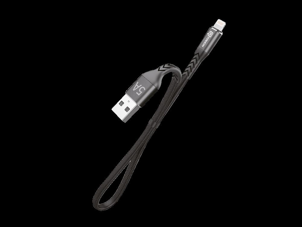 Intouch Lightning Şarj ve Data Kablosu (23 cm)