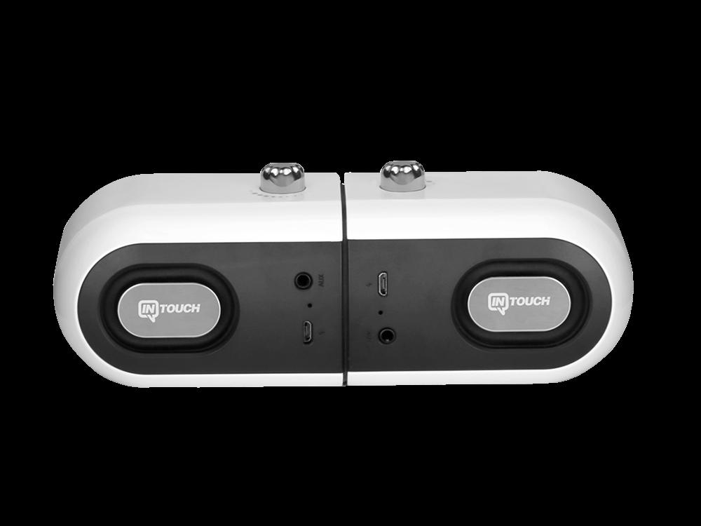 Intouch Nitro Twins Stereo 10w Bluetooth Hoparlör