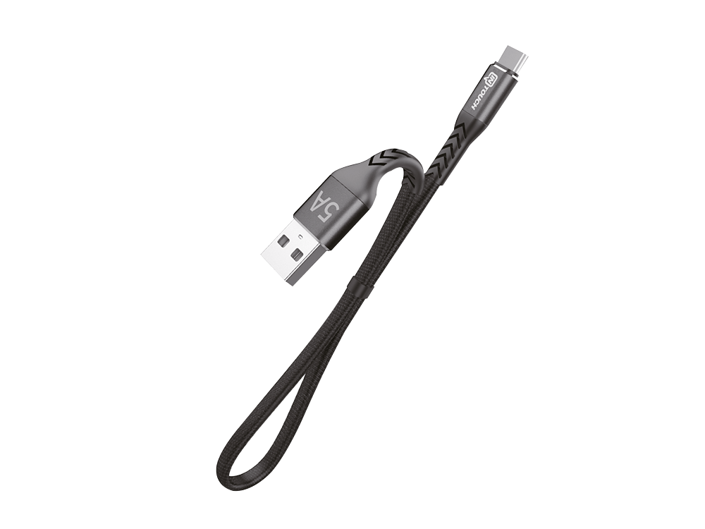 Intouch Type-C Şarj ve Data Kablosu (23 cm)