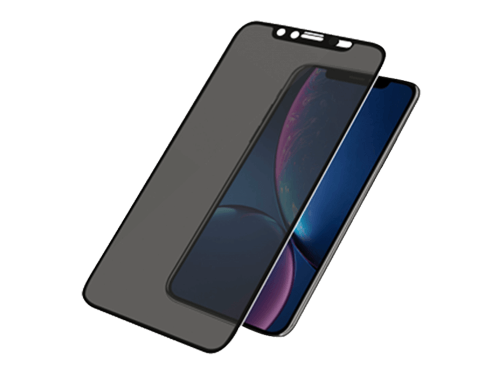 Ktools Magıc Privacy 3D Soft Edge iPhone 11 Ekran Koruyucu