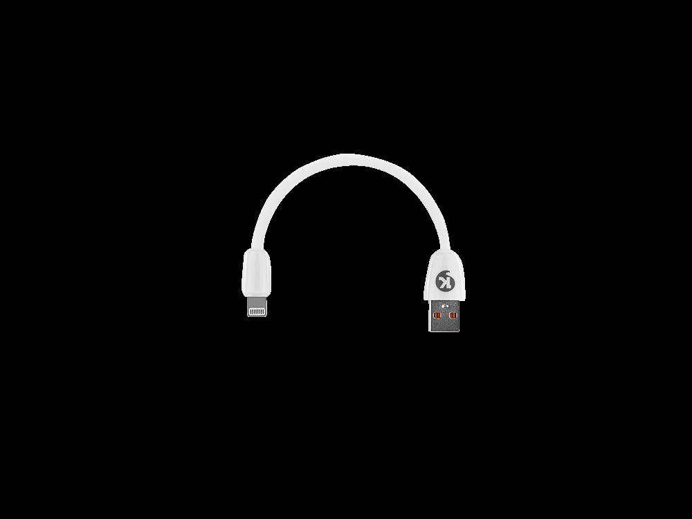 Ktools Mini Lightning Şarj ve Data Kablosu (20cm)