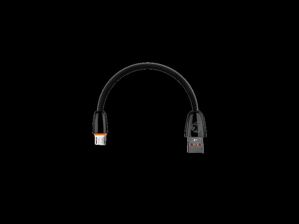 Ktools Mini Micro USB Şarj ve Data Kablosu (20cm)