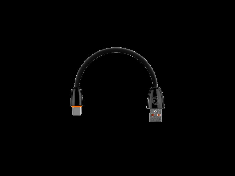 Ktools Mini Type-C Şarj ve Data Kablosu (20cm)