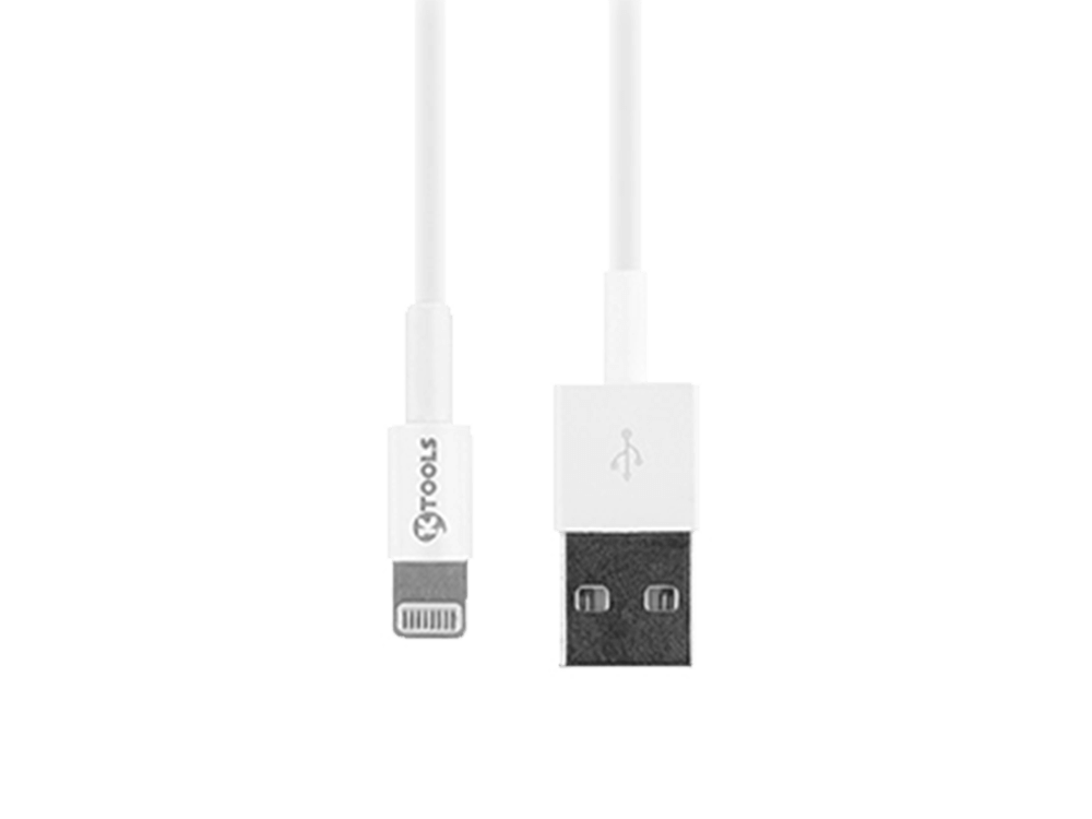 Ktools Lux 2 A Lightning Şarj ve Data Kablosu 1 m