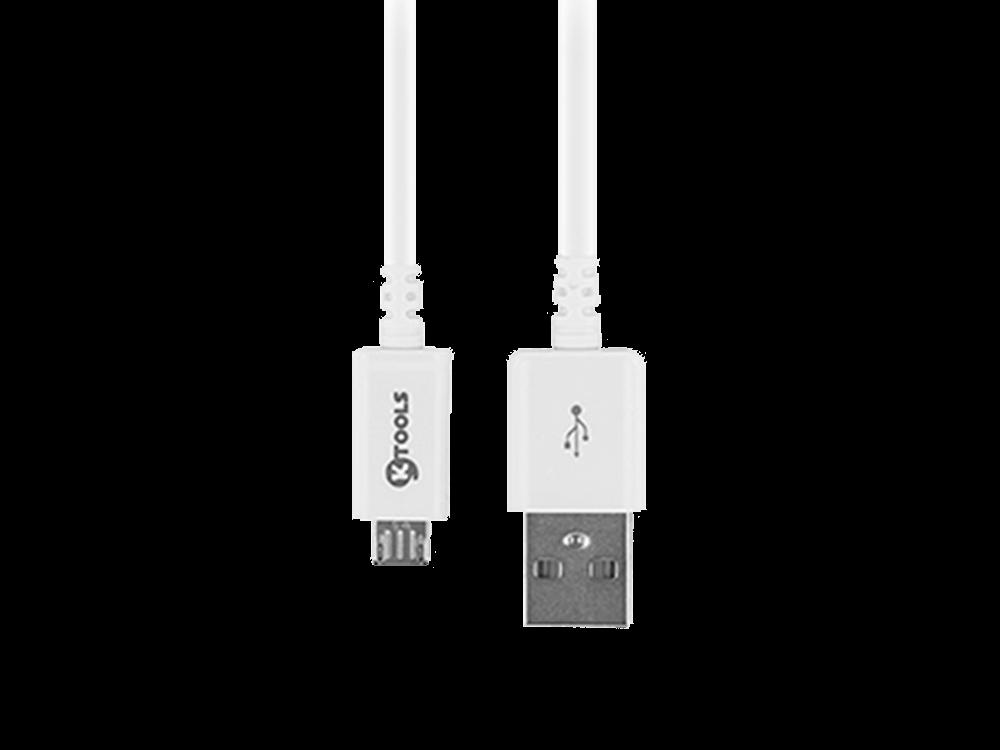 Ktools Lux 2 A Micro Şarj ve Data Kablosu 1 m