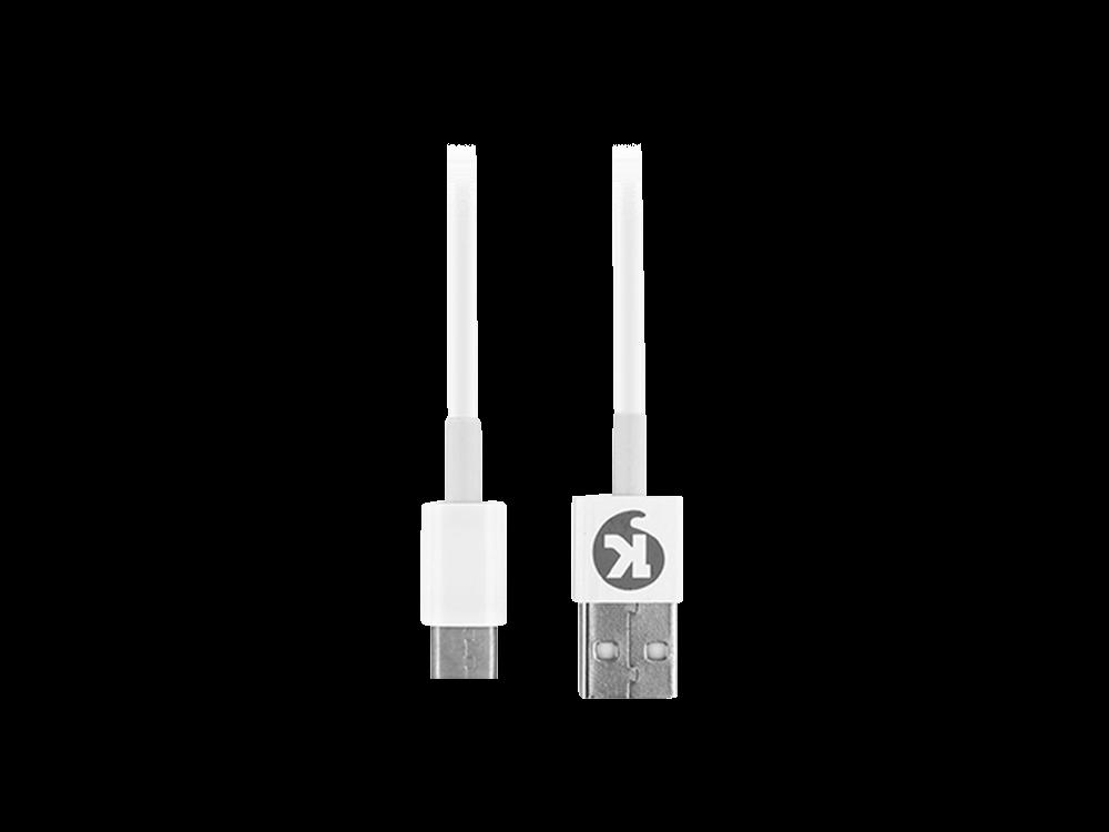 Ktools Lux 2 A Type-C Şarj ve Data Kablosu 1 m