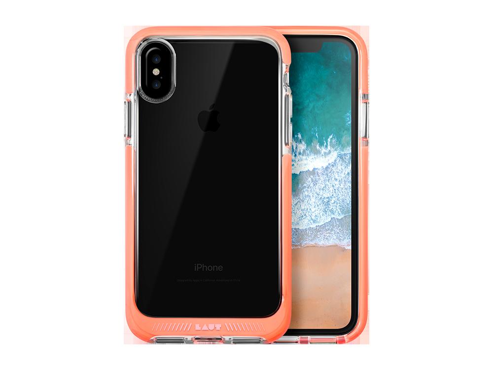 Laut Fluro iPhone X Koruyucu Kılıf