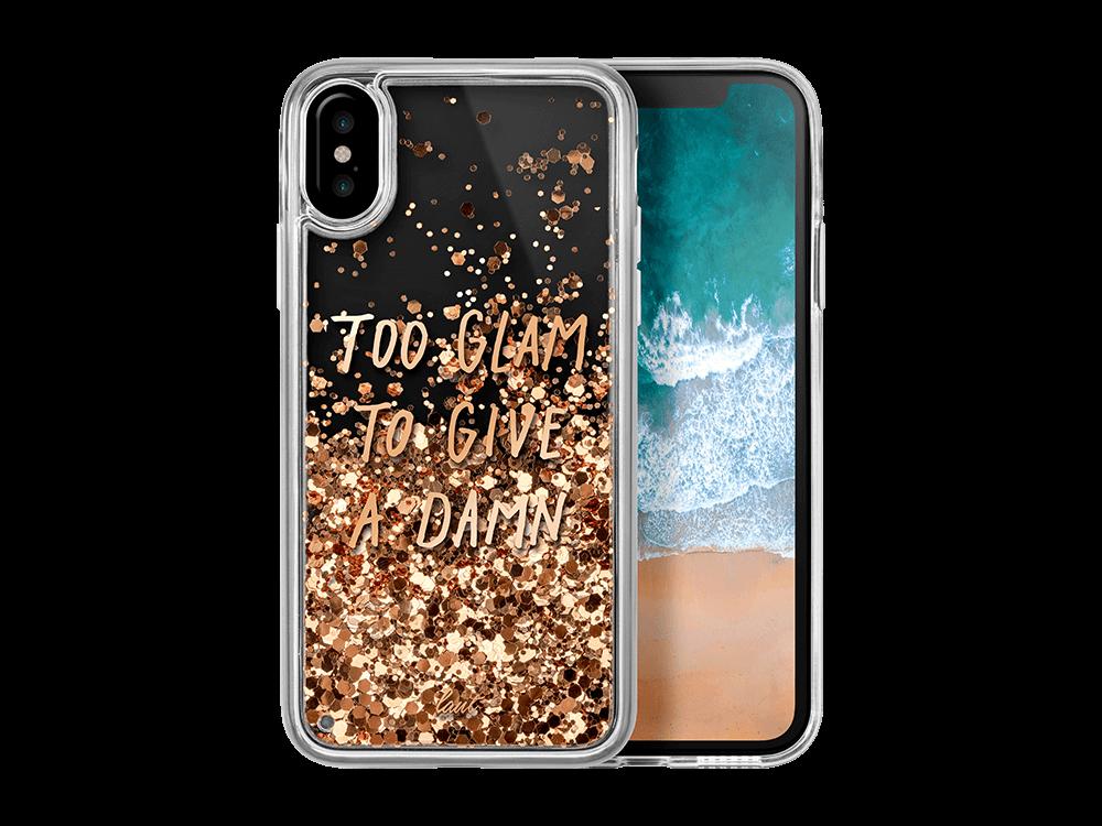 Laut Pop Glitter Glam iPhone X Koruyucu Kılıf