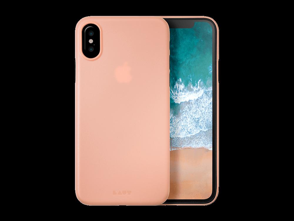 Laut Slim Skin iPhone X Koruyucu Kılıf