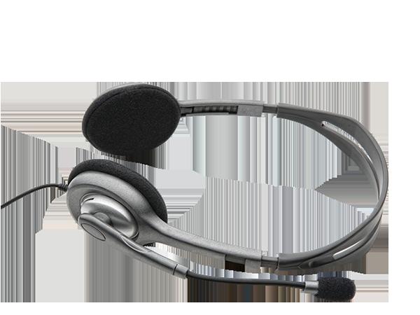 Logitech H111 Kulak Üstü Mikrofonlu Kulaklık