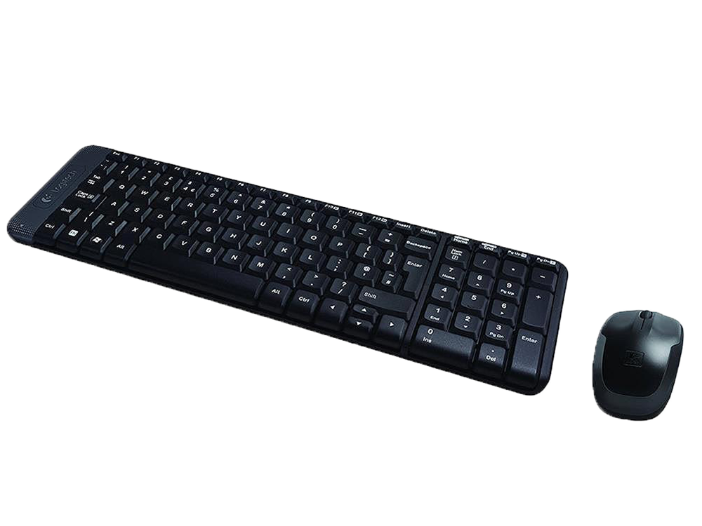 Logitech MK220 Kablosuz Klavye ve Mouse Seti