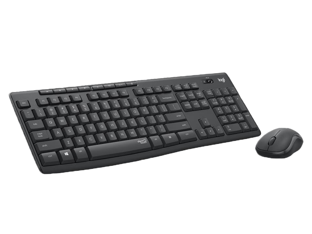Logitech MK295 Kablosuz Klavye ve Mouse Seti