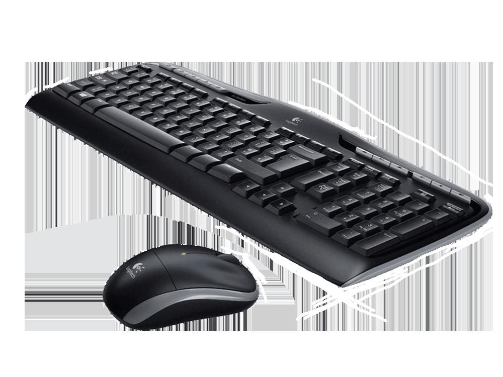 Logitech MK330 Kablosuz Klavye ve Mouse Seti