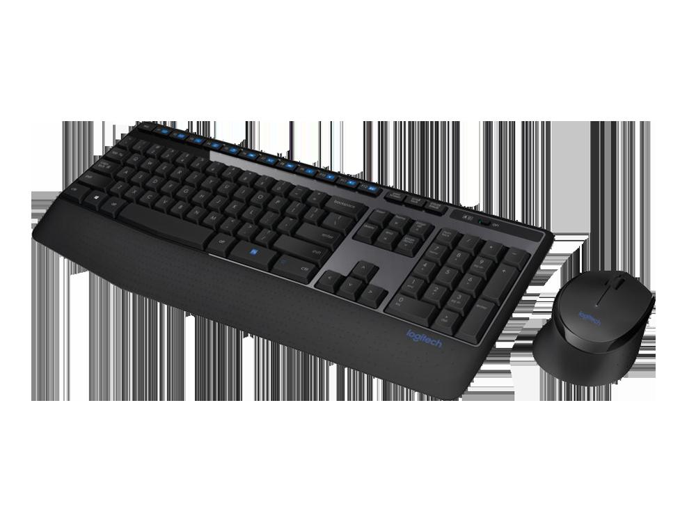 Logitech MK345 Kablosuz Combo Mouse