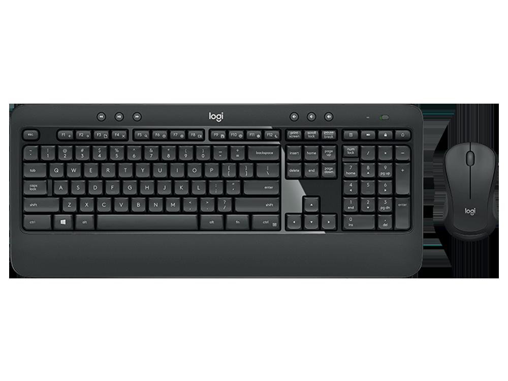 Logitech MK540 Kablosuz Klavye ve Mouse Seti