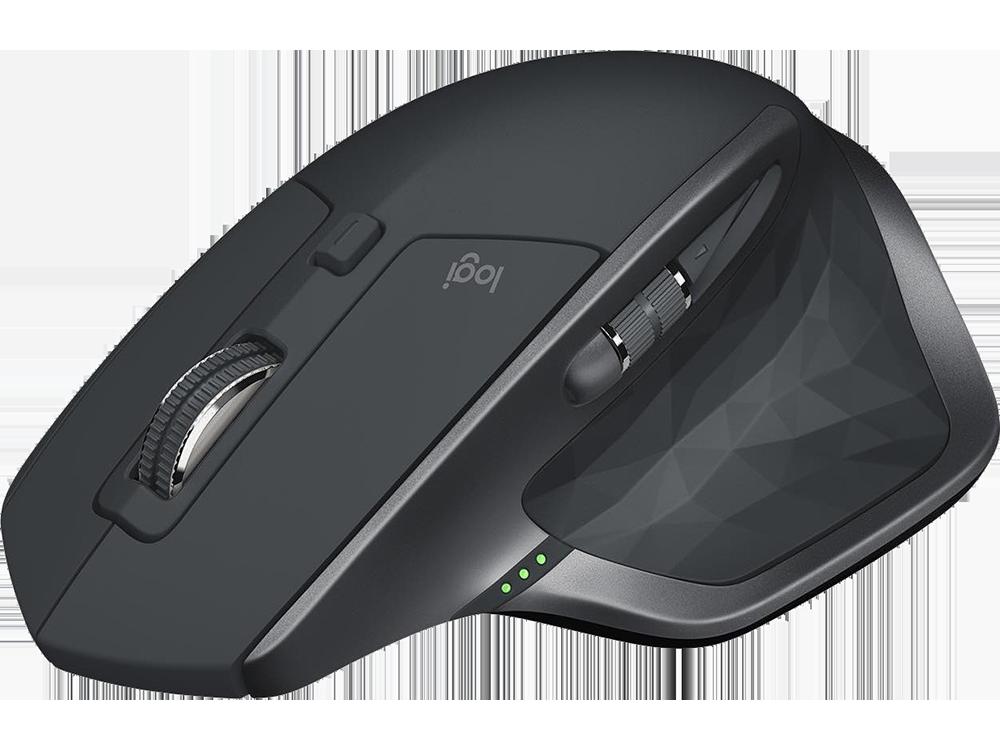 Logitech MX Master 2S Kablosuz Mouse-Graphite