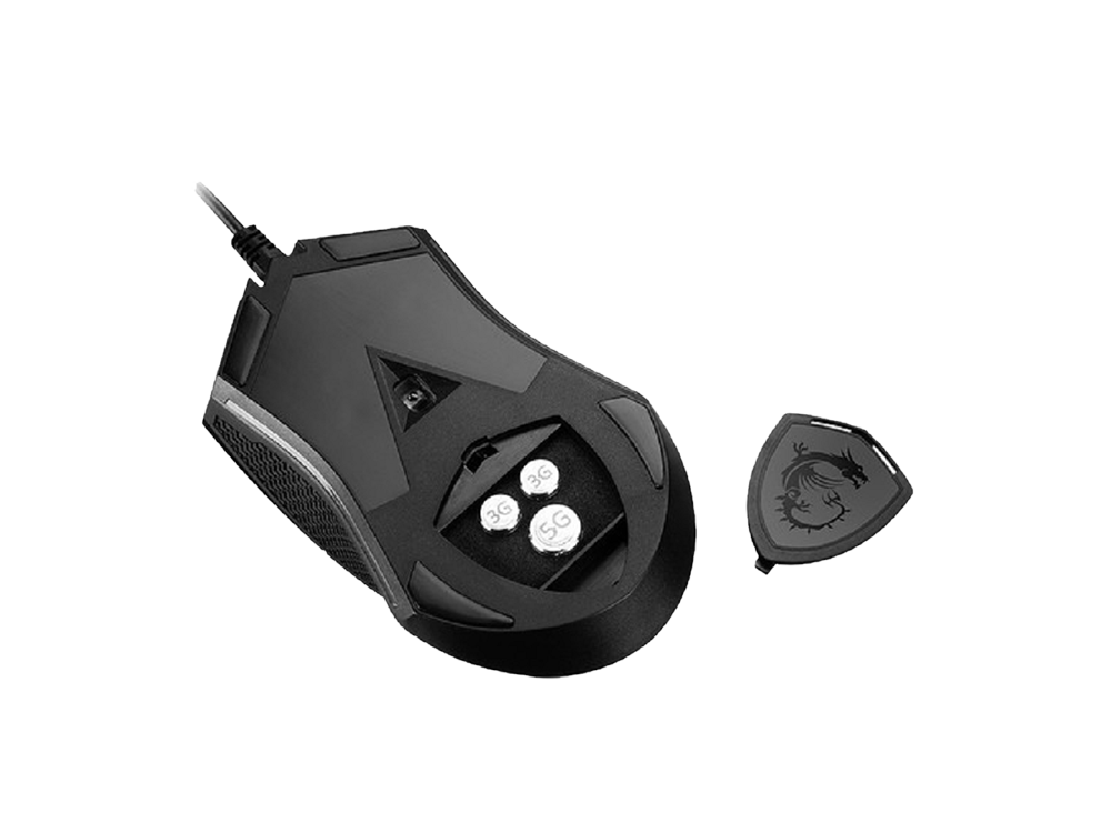 MSI GG GM08 Clutch Oyuncu Mouse