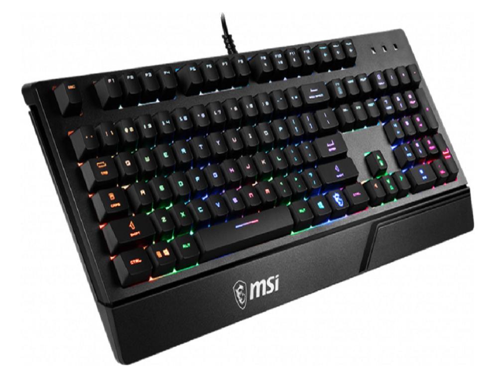MSI GG Vıgor GK20 Rainbow Oyuncu Klavyesi